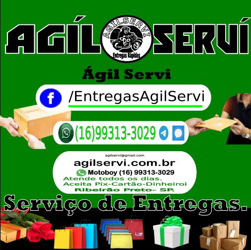 Serviço de Entregas Rápidas Personalizado.
