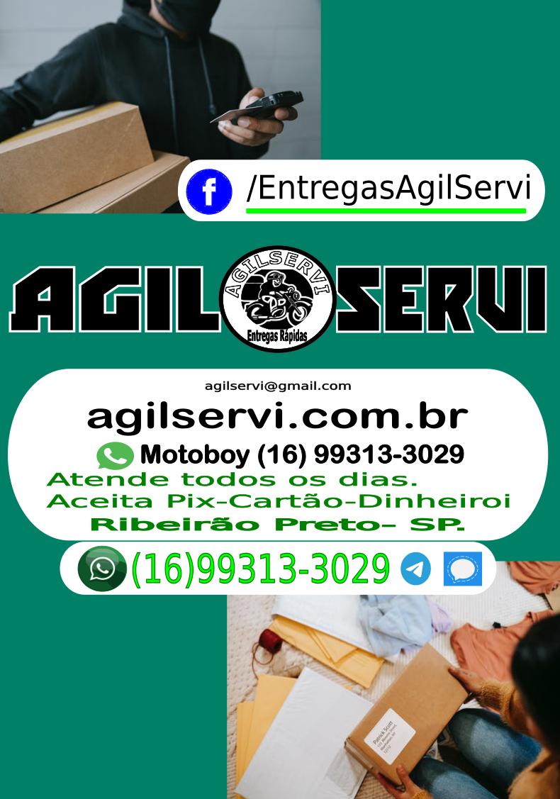 Ágil Servi Entregas